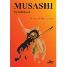 Musashi - A terra, a água, o fogo