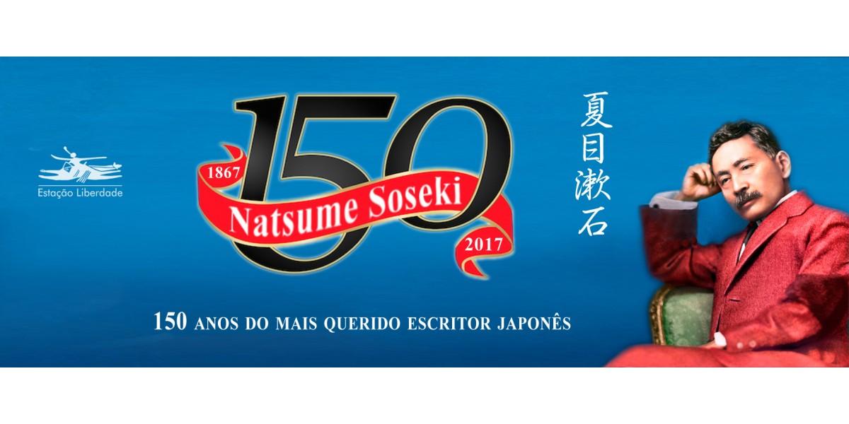 150 anos de Natsume Soseki!