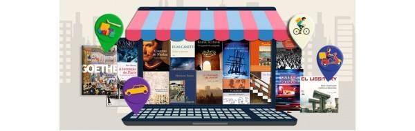 Não deixe o mercado editorial parar, apoie uma livraria!