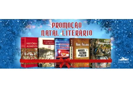 Promoção: Natal literário na Estação Liberdade!