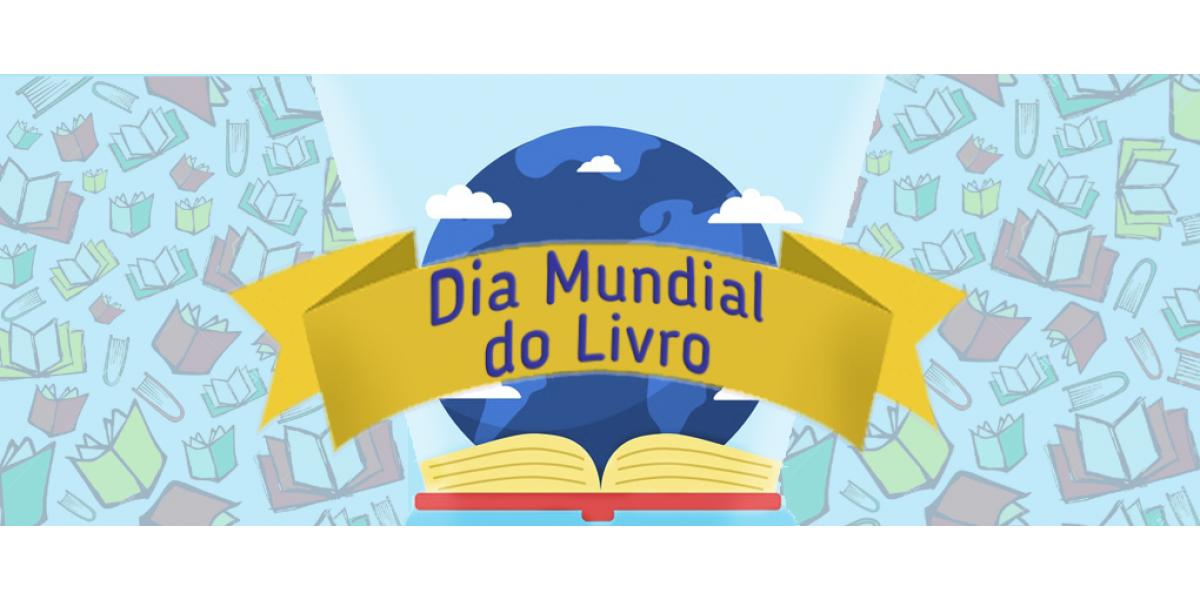 Dia Mundial do Livro com indicações do editor!
