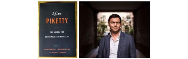 """""""Depois de Piketty"""" na Folha de SP"""