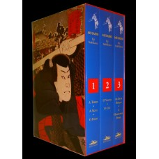 Musashi - Box 3 volumes - OUTLET