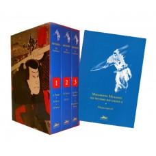Musashi: Box 3 volumes - 7ª Edição